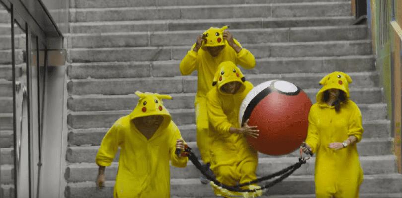 La venganza de Pikachu contra los entrenadores de Pokémon GO