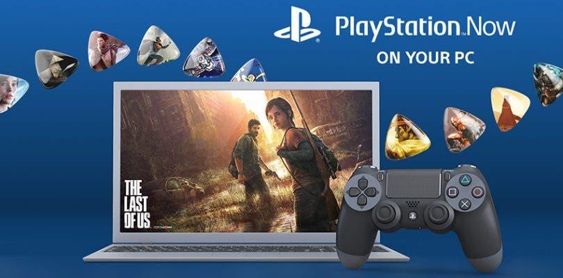 Sony sorprende con la llegada de PlayStation Now a PC