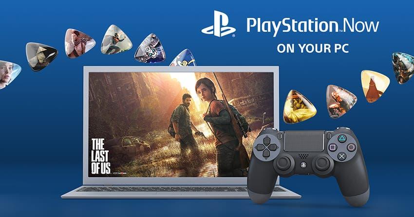 Imagen de Sony sorprende con la llegada de PlayStation Now a PC