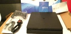 PlayStation 4 Slim podría tener una versión de 1TB