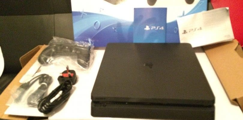 Filtrado un vídeo de la posible PlayStation 4 Slim funcionando