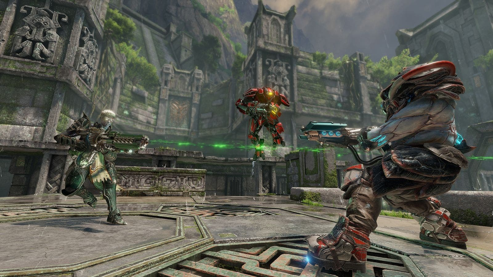 Imagen de Quake Champions ya está disponible en Early Access