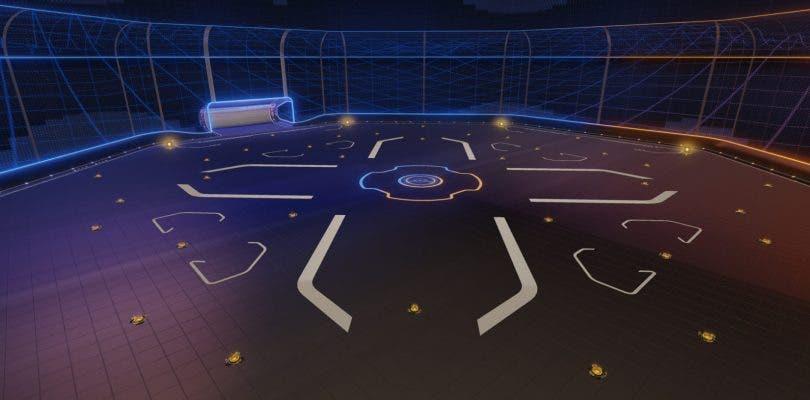 Rocket League recibirá un nuevo estadio