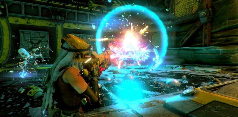 ReCore se muestra en dos vídeos con motivo de la Gamescom