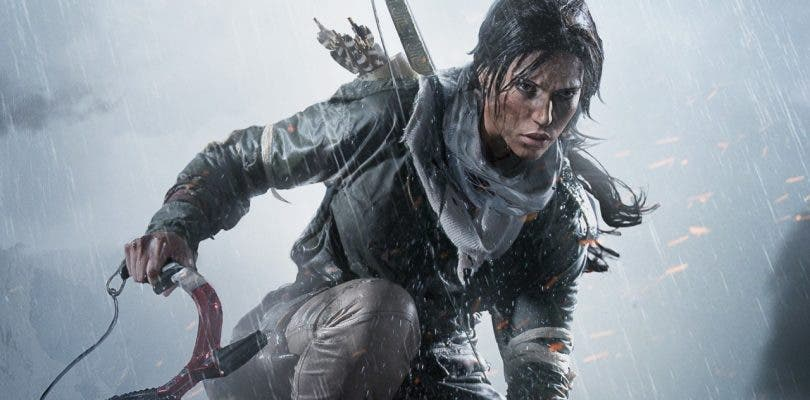 Rise of the Tomb Raider se muestra a 4K en PlayStation 4 Pro