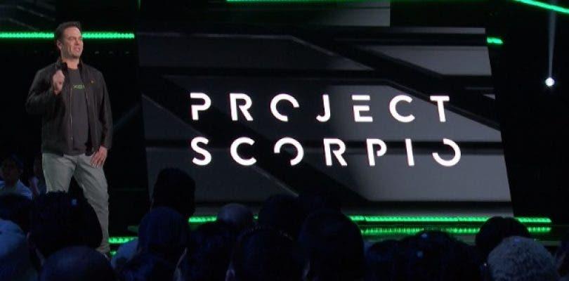 Juegos a 4K y 60 fps en Scorpio si los desarrolladores quieren