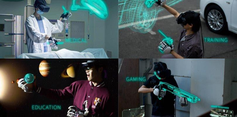 Dexta Robotics crea un guante exoesquelético para VR