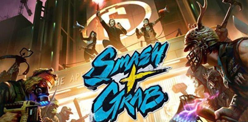 Los desarrolladores de Sleeping Dogs presentan Smash + Grab