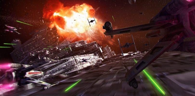 Vuela al espacio en el próximo DLC de Star Wars Battlefront