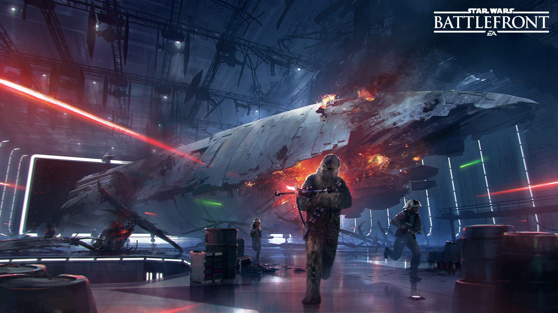 star wars battlefront chewbacca