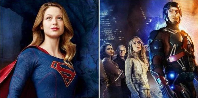 Nueva promo de Legends of Tomorrow y futuro enemigo de Supergirl