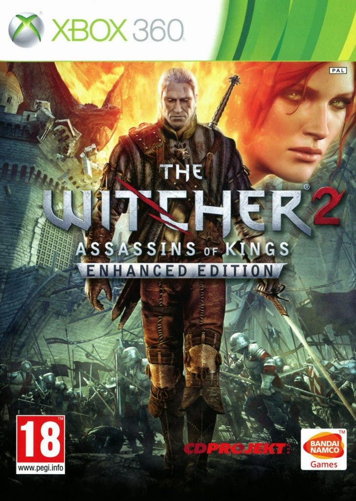 The Witcher 2: Assassins of Kings Enhanced Edition, CD Projekt RED (2012)