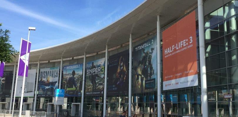 """El gran cartel de """"Half-Life: 3"""" que trolea a toda la Gamescom"""