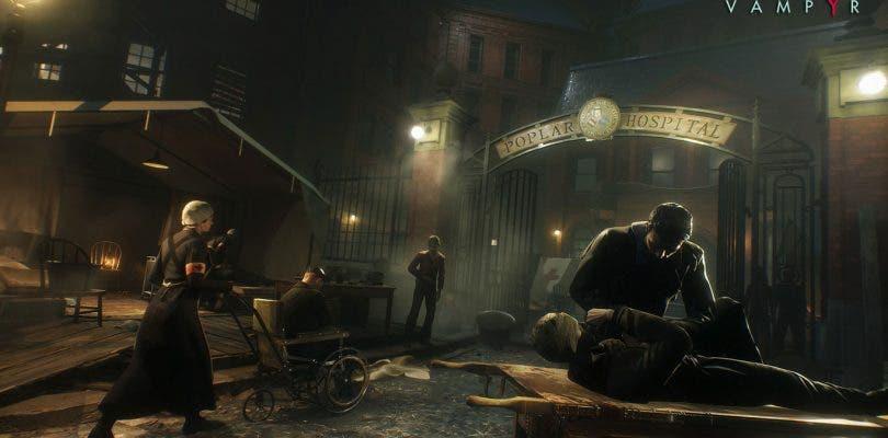 Descubre los primeros minutos de Vampyr en este gameplay