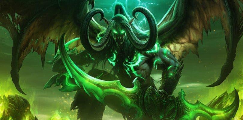 Nuevo tráiler extendido de World of Warcraft: Legion