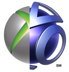 xbox y psn logo