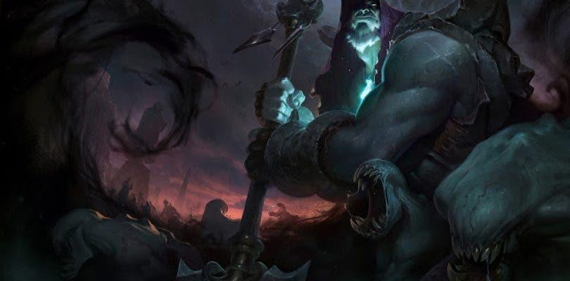 Todos los detalles del rework de Yorick en League of Legends