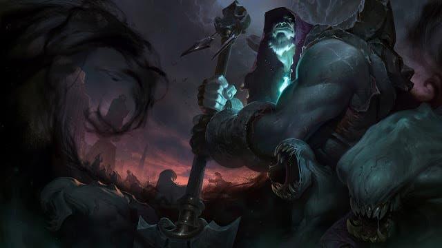 Imagen de Todos los detalles del rework de Yorick en League of Legends