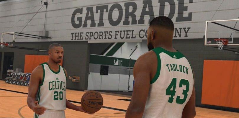 NBA 2K17 muestra un nuevo tráiler del modo MiCARRERA