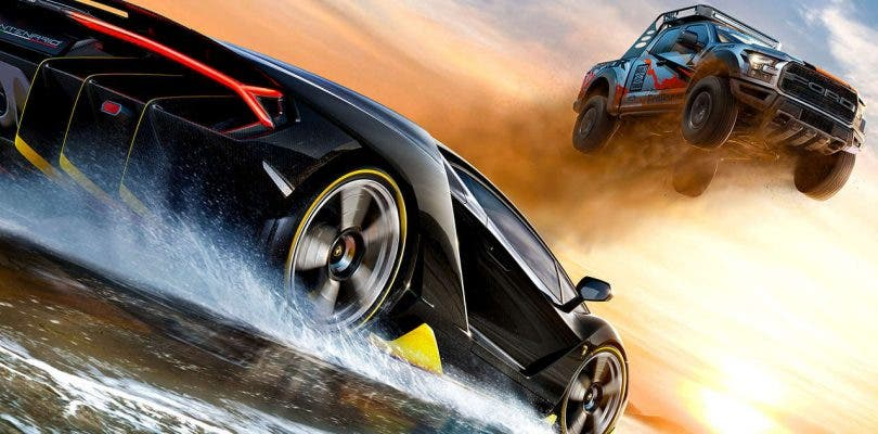 Empiezan los baneos a tramposos de Forza Horizon 3 en PC