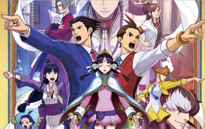 Ace Attorney - Spirit of Justice
