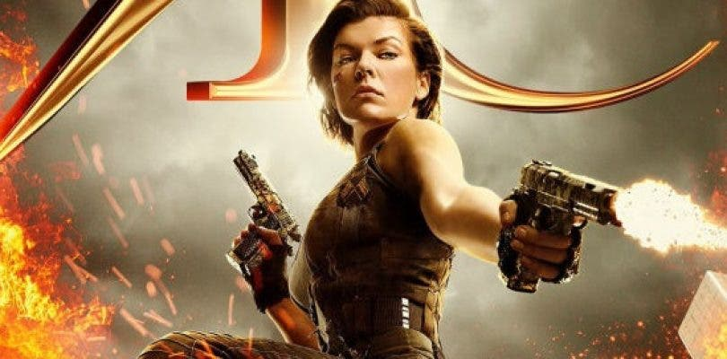Nuevo póster animado de Resident Evil: The Final Chapter