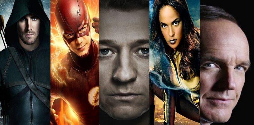 Nuevas sinopsis de Flash, Arrow, Legends of Tomorrow y Gotham