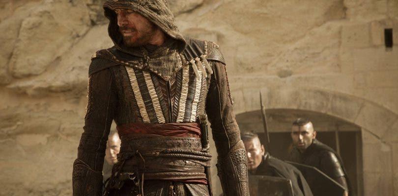 La película Assassin's Creed también se muestra en The Game Awards