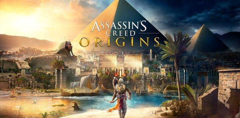 Arena es el nombre del nuevo tráiler de Assassin's Creed Origins