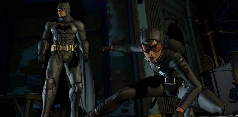 Batman: The Telltale Series PlayStation Plus