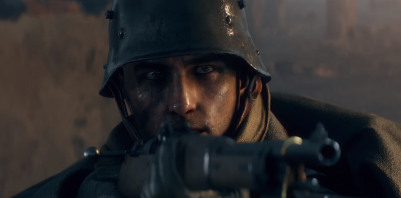 La campaña de Battlefield 1 contará con 5 historias de guerra