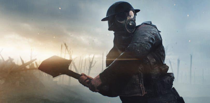 DICE explica el combate cuerpo a cuerpo de Battlefield 1