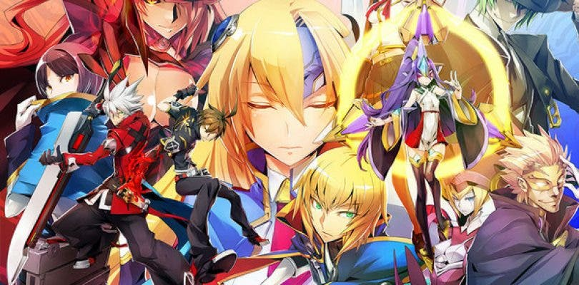 BlazBlue Central Fiction llega a Occidente y se muestra en vídeo
