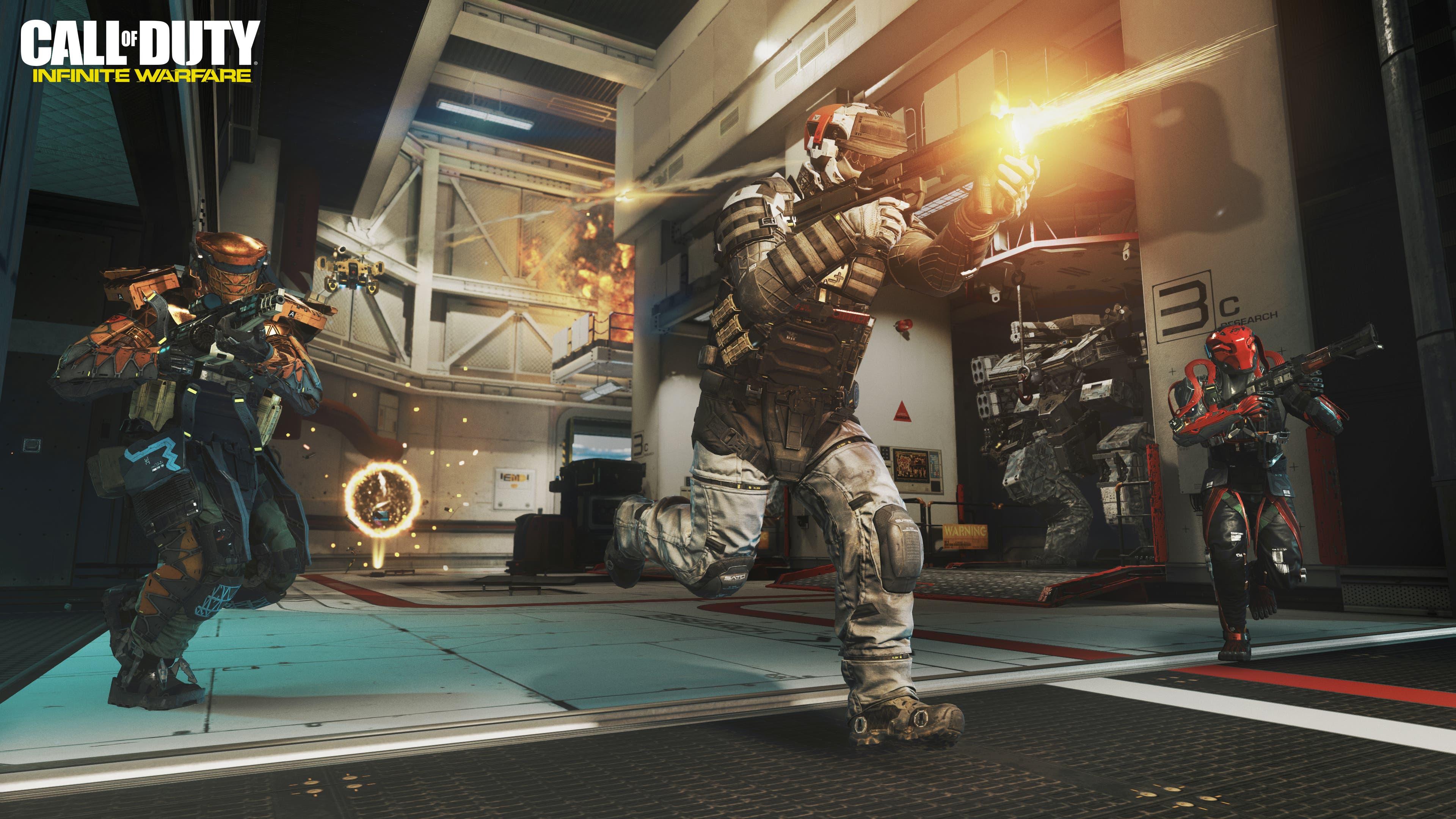 COD Infinite Warfare MP Frost 3 WM