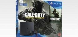 Sony anuncia los primeros packs de PlayStation Slim