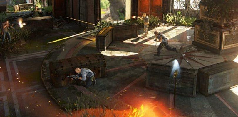 Uncharted 4 recibe gratuitamente su mapa multijugador más grande