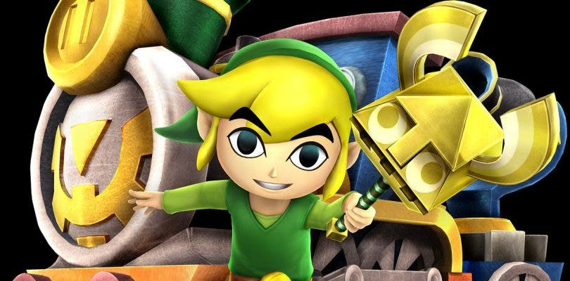 Toon Link llega a Hyrule Warriors