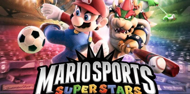 Mario Sports: Superstars tendrá soporte para amiibo