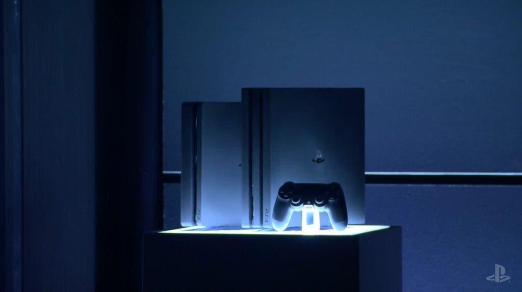 PlayStation 4 Pro - PlayStation 4 Slim