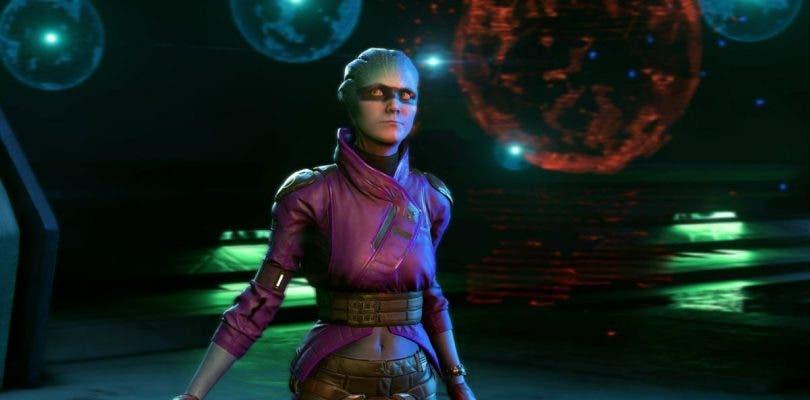 Mass Effect Andromeda muestra su jugabilidad por primera vez