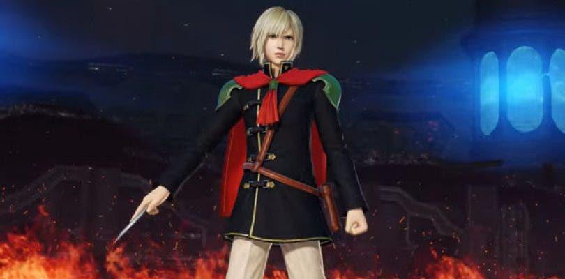 Ace se luce en su primer tráiler en Dissidia Final Fantasy