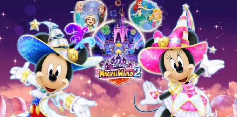 Así es la customización en Disney Magical World 2