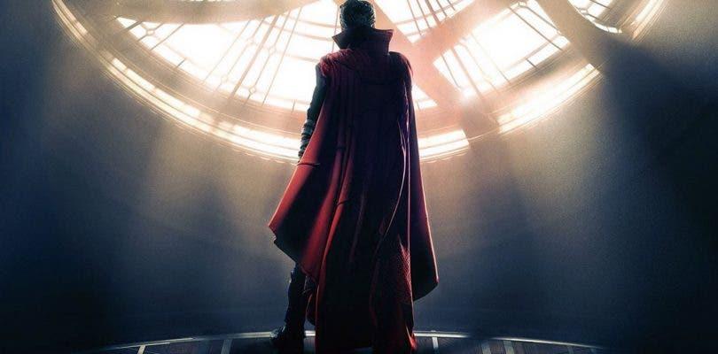 Nuevo anuncio de televisión y posters animados de Doctor Strange
