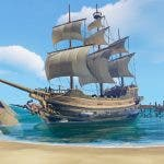 Sea of Thieves recibe la tercera expansión gratuita, Forsaken Shores