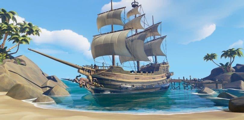 En una semana dará comienzo la alfa cerrada de Sea of Thieves