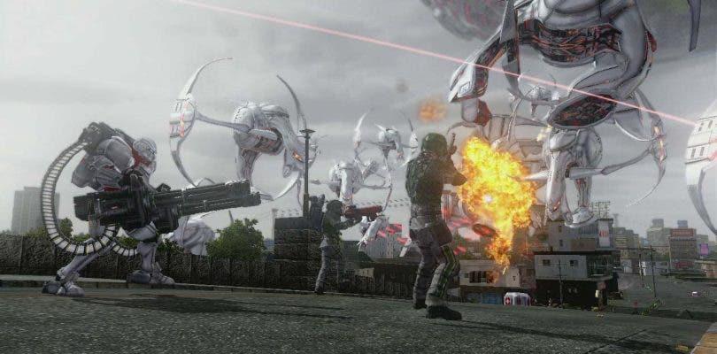 Earth Defense Force 5 se anuncia para PlayStation 4