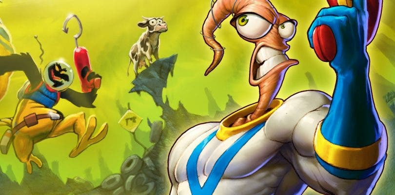 Interplay saca a subasta Earthworm Jim y 70 títulos más