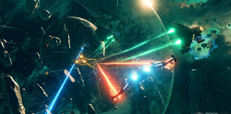 Everspace ya disponible como Game Preview en Windows 10