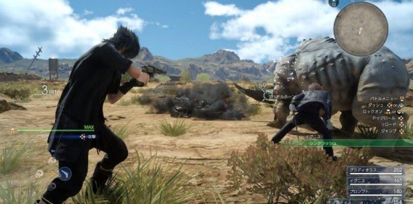 Square Enix muestra los primeros minutos de Final Fantasy XV