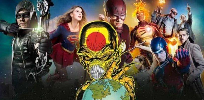 Sinopsis de las series de DC en su crossover y promo de Flash